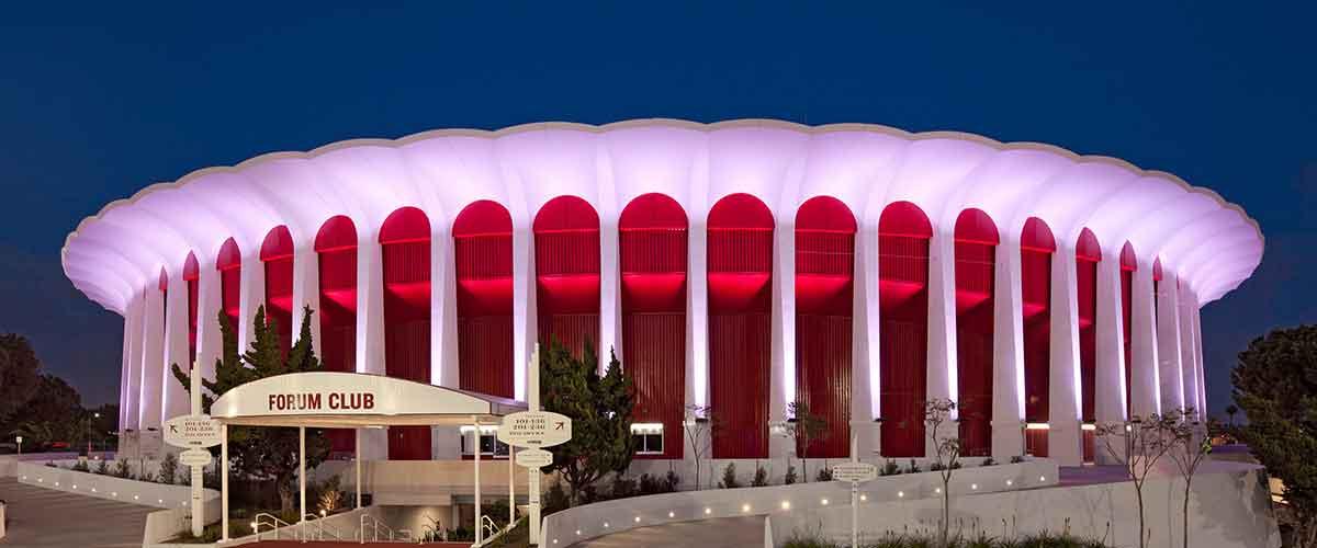 The LA Forum